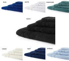 Royal Egyptian 100% Cotton Plain Dye Towels 500gsm