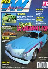 ▬► VW Magazine N° 12 TBE / NEUF  avec Poster  Présent et Attaché