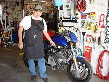 GoRacin MECHANIC PIT Racing APRON-BBQ -TAILGATE PARTIES-MOTORCYCLE REPAIRS  *