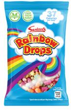 Trattare Taglia Swizzels Rainbow GOCCE Mini Borsa retrò Dolci bomboniere feste