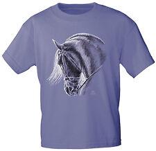 (08185) Kinder T-Shirt 128 140 152 164 NEU Pferde Collection Boetzel • Barock