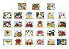 Kits De Mini tapiz niños Orchidea-elija de diferentes diseños