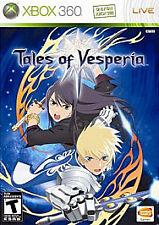 Tales of Vesperia for the Microsoft Xbox 360 System COMPLETE! x box