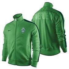 nwt~Nike WERDER BREMEN Germany N98 soccer Track sweat shirt jersey Jacket~Mens S