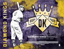 2017 Panini Diamond Kings Baseball - PICK YOUR CARD - COMPLETE YOUR SET - SP RC