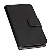 Book Style Handy Tasche Schwarz NAS Case Schutz Hülle Schutzhülle Etui Cover