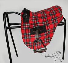 Shetland saddle cover , ride on cub saddle cover, all colours