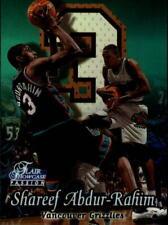 1998-99 Flair Showcase Row 2 Basketball #1-90 - Your Choice -*WE COMBINE S/H*