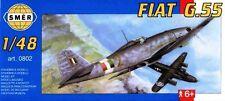 Fiat G.55 (Regia Aeronautica/italiano af marcas) 1/48 Smer