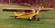 1/10 Scale Taylor J-2 / Piper J-2 Cub Plans, Templates, instructions