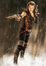 Resident Evil el capítulo final Póster Película Foto Impresión Foto Poster A3 A4