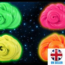 Magic Luminous Glow The Dark Hand Putty Rubber Clay Gift Kids Toy Fun Slime 65c
