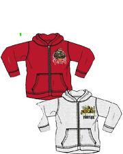Felpa bambino con zip Tartarughe Ninja Abbigliamento Bimbo *22085