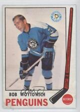 1969-70 O-Pee-Chee #151 Bob Woytowich Pittsburgh Penguins Hockey Card