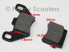 REAR DISC BRAKE PADS SHOES 50cc 70cc 90cc 100cc 110cc 125cc Chinese kid ATV QUAD
