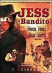 Dvd **JESS IL BANDITO** con Henry Fonda Tyrone Power nuovo 1939