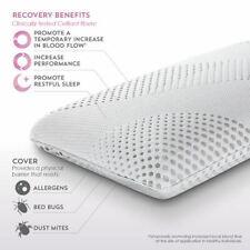 New Purecare Body Chemistry Memory Foam Hybrid White Pillow
