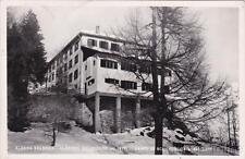 * ALAGNA - Valsesia - Albergo Belvedere 1955