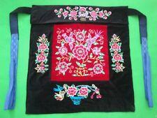 Flowery Mei Tai Baby Carrier 100% Handmade Art Front Back Sling Wrap Podaegi 119