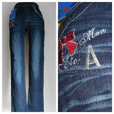Jeans,Jeanshose,Mädchen,Kinder,Gr.86,92,98,110,116,122,134,146