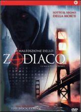 Dvd **LA MALEDIZIONE DELLO ZODIACO ♦ CURSE OF THE ZODIAC** nuovo 2007