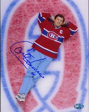 Guy Carbonneau SIGNED 8x10 Photo Montreal Canadiens PSA/DNA AUTOGRAPHED
