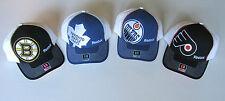 Reebok Structured Flex Hat! Cap, New CM275Z, Flyers Maple Leafs Oilers Bruins