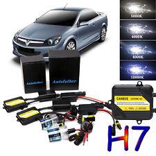 For Vauxhall  Astravan Astra H7 55W AC HID Xenon Car Headlight Canbus Error Free