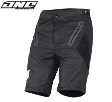 ONE Industries Vapor XC MTB BIKE Pantaloncini Nero Ciclismo trail riding da uomo