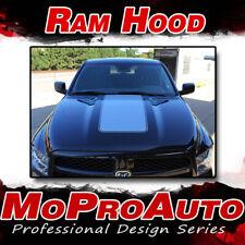 2013 Dodge Ram Factory Style Hood 3M Pro Vinyl Graphics Decals Stripes D06