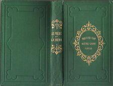 Le Frère et la Soeur ou Leçons de l'Adversité - Mme WOILLEZ - Ed. Ad Mame / 1870