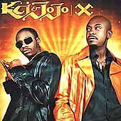 K-Ci & JoJo, x, New, Audio CD