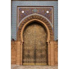 Pegatinas de pared decoración : puerta oriental 1404