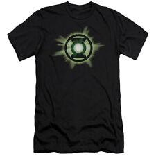 Green Lantern Corp Green Glow Licensed DC Comics Adult Shirt S-3XL