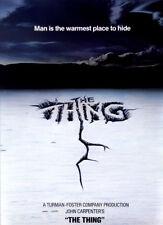 The Thing 1982 John Carpenter cult Horror movie poster print #15