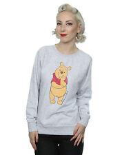 Disney Women's Classic Winnie The Pooh Sweatshirt