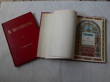 BOCCACCIO IL DECAMERONE VOLUME I E VOLUME II