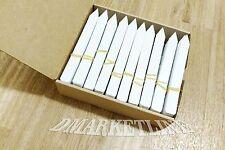 """6"""" x 5/8 White Quality Plastic Plant Labels Nursery Stake Tags 500/1000 etiqueta"""