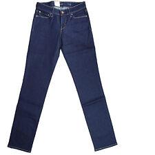 LEVI'S 570 jeans femme regular  RICHEST INDIGO coupe droite