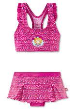 SCHIESSER AQUA LF40+ Mädchen Prinzessin Lillifee Bustier-Bikini Set Gr. 98-128