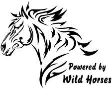 Powered by WILD HORSES Tribale Adesivo GTI,182, CLIO 16V