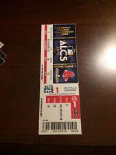 Boston Red Sox 2018 2017 2013 2003 Unused Season Ticket Stubs Phantom