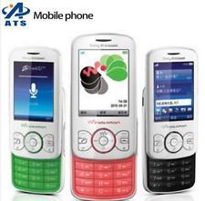 Original Sony Ericsson Spiro W100i W100 2MP Camera Slide Mobile Phone