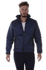Daniele Alessandrini Mantel Jacke -45% Stromboli Herren Blau I80043606-23