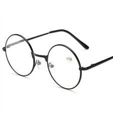Retro Men Women Round Mirror Reading Glasses For Harry Potter Metal Frame Glasse
