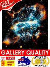 NEW Ribbon Nebula NGC 5189, NASA Space, Hubble, Giclee Art Print or Canvas