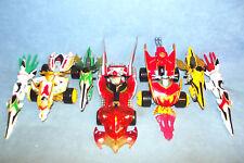 Mystic Force vehículo selección de Barc ciclos de llama + Dragones elegir 1