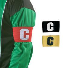 NEW Precision  Big C Captains Armband - Cheap Captain Arm Band Football Matchday
