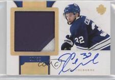 2011-12 Panini Dominion #198 Joe Colborne Toronto Maple Leafs Auto Hockey Card