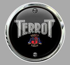 TERROT Sticker Trompe-l'oeil